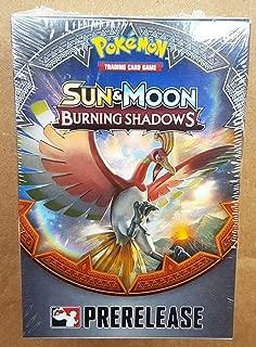 Pokemon Burning Shadows Prerelease Kit Pre Release