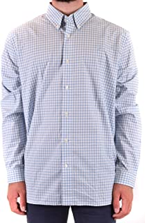 Fred Perry Mens TWO COLOUR GINGHAM SHIRT Shirts