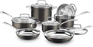 Cuisinart BSC7-11 Black Stainless Collection 11 Pc. Set