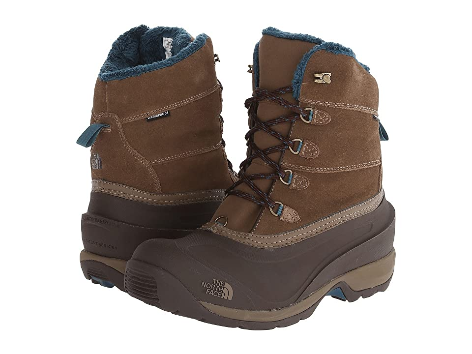 The North Face Chilkat III (Cub Brown/Mediterranea Green (Past Season)) Women