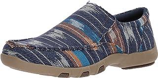 حذاء رجالي من ROPER مطبوع عليه Dougie Ii Driving Style Loafer