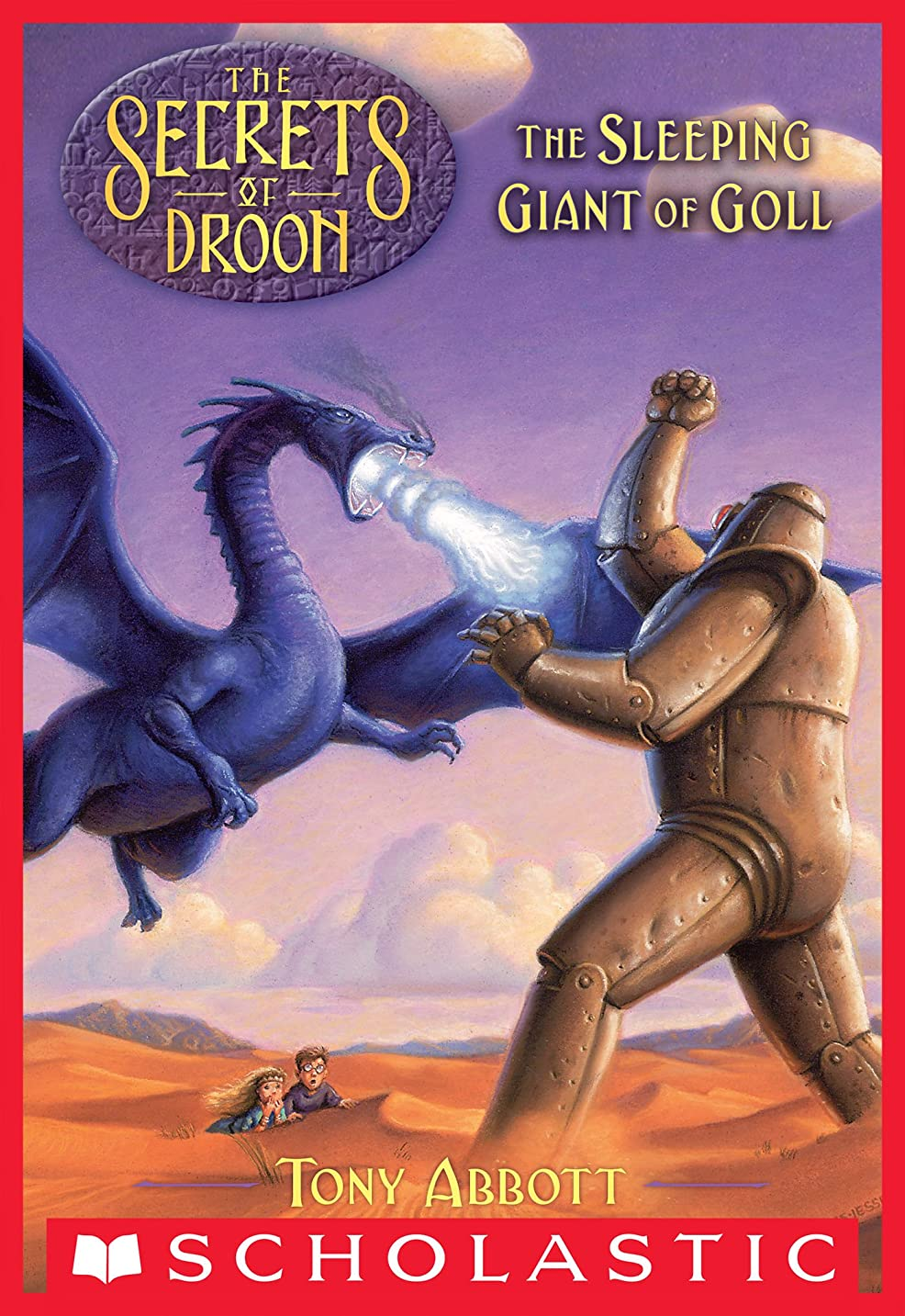 モート消費する盗難The Secrets of Droon #6: The Sleeping Giant of Goll (English Edition)