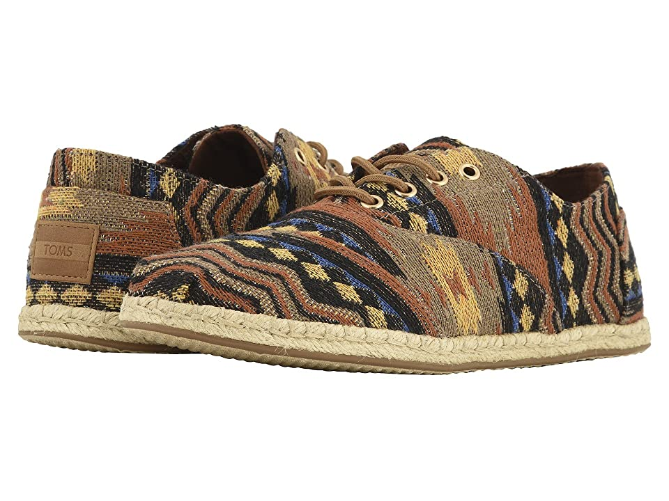 TOMS Cordones (Inspired Woven Blanket Stitch on Rope) Men
