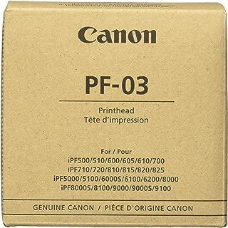 Best canon ipf9100 printhead Reviews