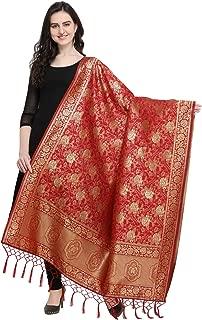 Best banarasi silk stoles Reviews