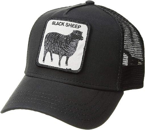 Black Naughty Lamb