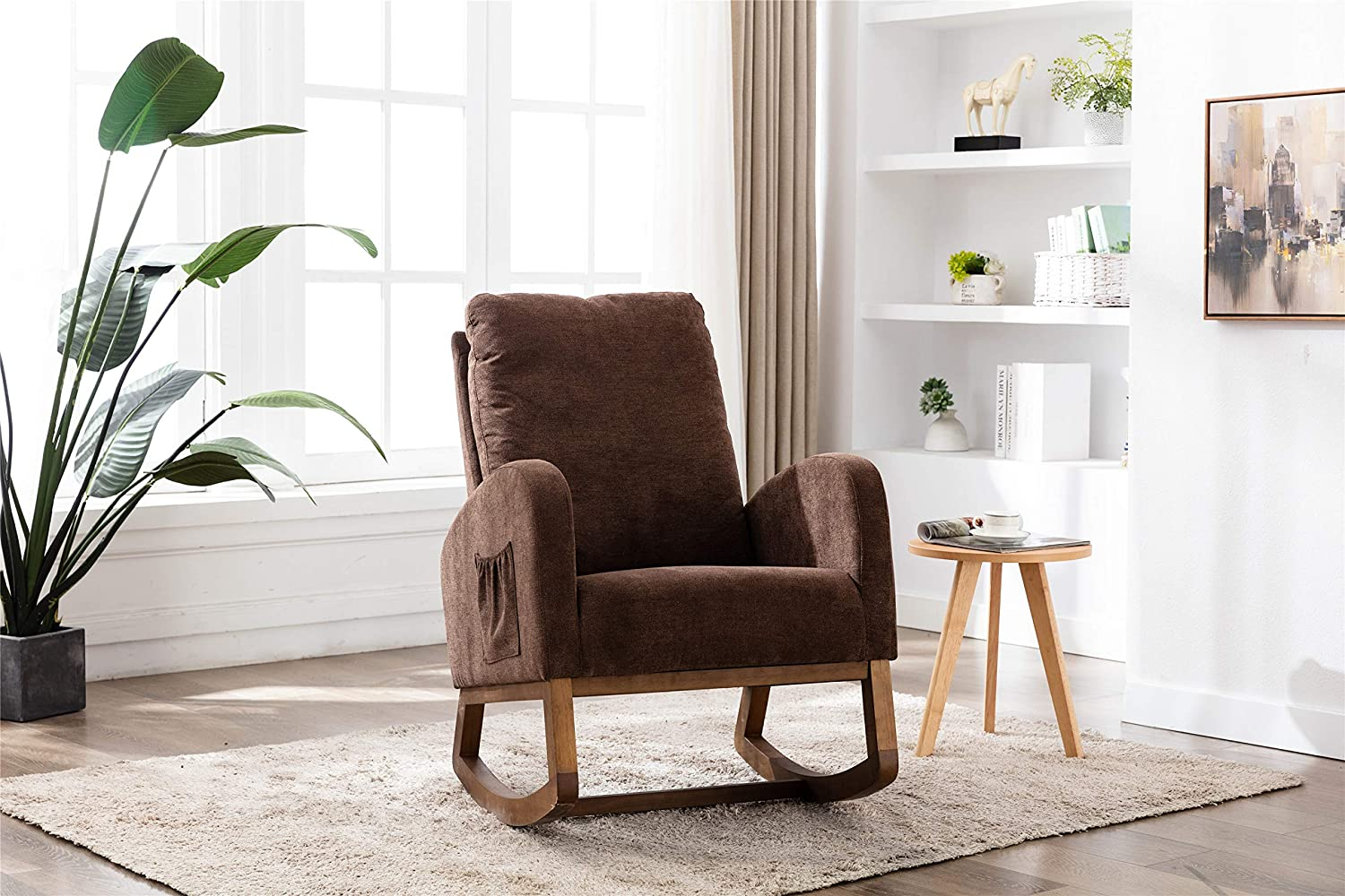 UNISOPH Comfortable Relax Rocking Chair Al sold out. Minneapolis Mall Lounge Chai
