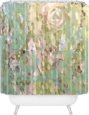 69 x 72 50744-shocur Deny Designs Valentina Ramos Unwavering Avis Shower Curtain