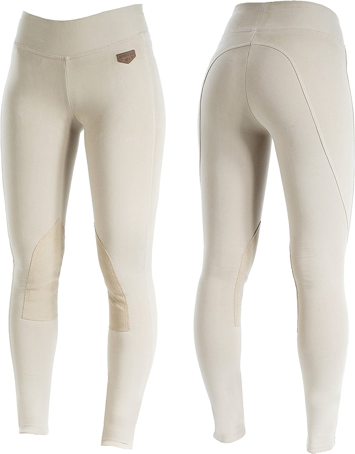 HorZe Spirit Womens Knee Patch Active Tights
