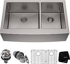 Kraus KHF203-36 Standart PRO Kitchen Stainless Steel Sink, 35.88