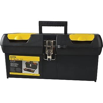 STANLEY 1-92-065 - Caja de herramientas Milenium, 19.9 x 19.5 x 40.5 cm: Amazon.es: Bricolaje y herramientas