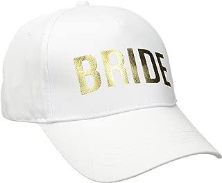 Women's Bridal Bride Baseball Hat Trucker Hat