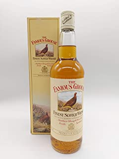 The Famous Grouse Whisky 1990s Box