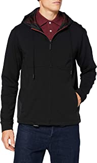 Hackett London Men's Amr Pro Track Fz Pullover Sweater