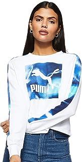 PUMA Women's Cloud Pack Crew Sweatshirt TR