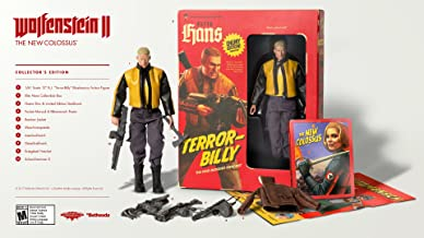 Wolfenstein II: The New Colossus Collector's Edition - PlayStation 4 [video game]