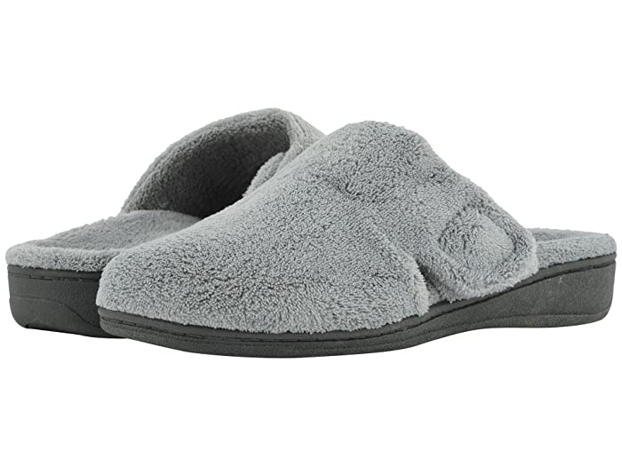 VIONIC  Gemma (Light Grey) Womens Slippers
