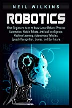 books about robotics for beginners