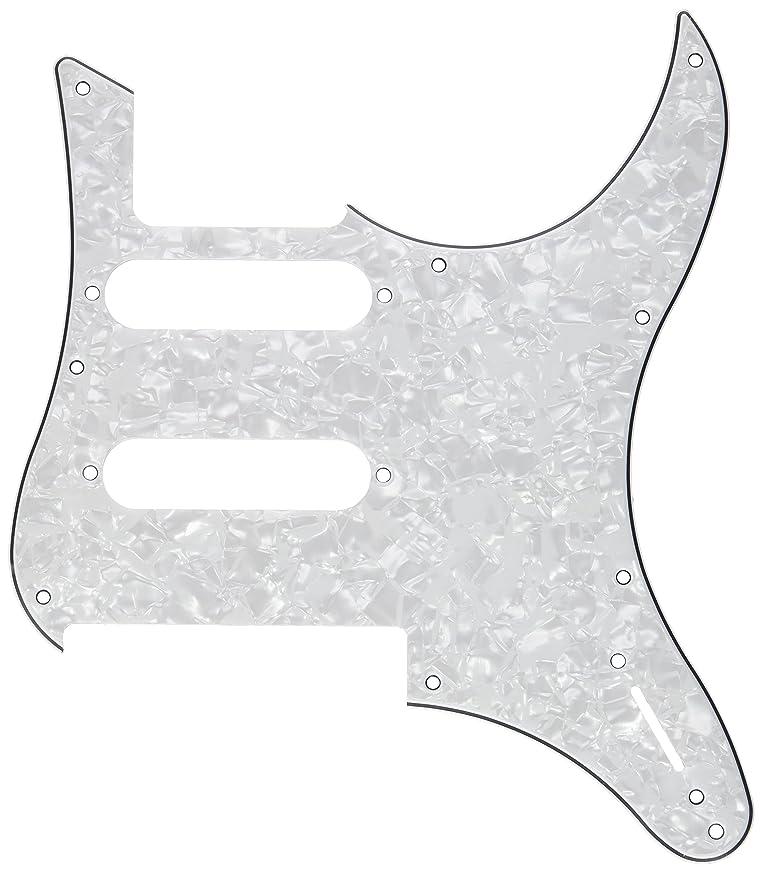気球危険を冒します付録Kmise mi0261?Electric Guitar Pickguard for Yamaha Pacifica 112?V交換用3本、ホワイトパール