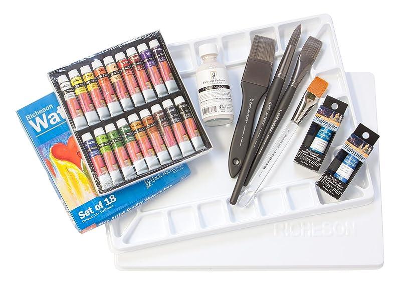 Michael Allen McGuire Watercolor Starter Kit