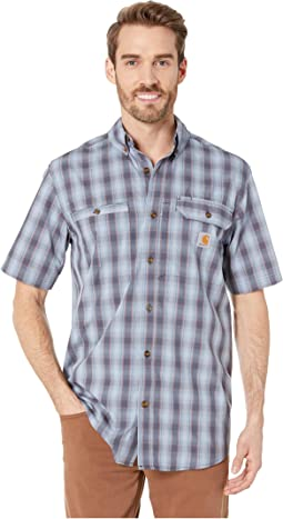 Force Ridgefield Plaid Short Sleeve Shirt