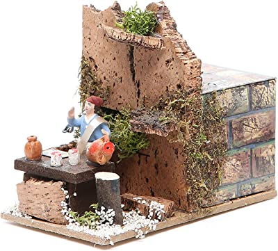 NEW 2003 LEMAX VILLAGE COLLECTION TUBE O/'ELF 32735A POLY RESIN FIGURINE