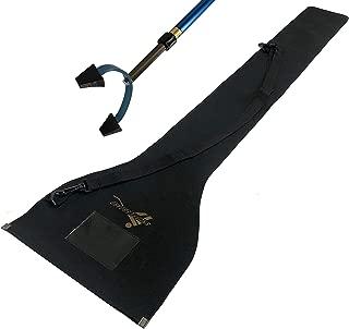 Allen R. Shuffleboard Tournament Telescoping Shuffleboard Cue with Carrying Case