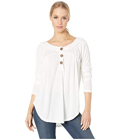 Free People Must Have Henley (Ivory) Women