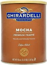 Ghirardelli Mocha Frappe, 3.12 Pound