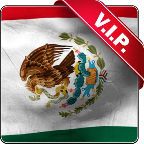 Mexiko Fahne Leben Tapete