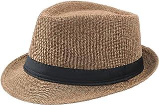 3fe0baff9ef BABEYOND 1920s Panama Fedora Hat Cap for Men Gatsby Hat for Men 1920s Mens  Gatsby Costume