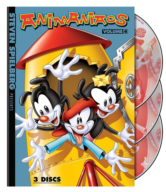 Animaniacs: Popular standard Vol. 5 ☆ popular 4 DVD