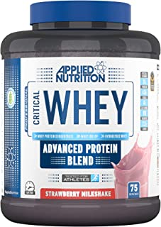 APPLIED NUTRITION WHEY PROTEIN BLEND STRAWBERRY 2.27 KG