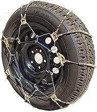 TireChain.com 205/55-15, 205 55-15 A1026 Diagonal Cable Tire Chains Set of 2