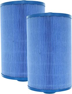 Guardian Filtration Products, Replacement Pool Spa Filter, for Unicel 6CH-940RA, Filbur FC-0359M, Pleatco PWW50P3-M, 2 Pack