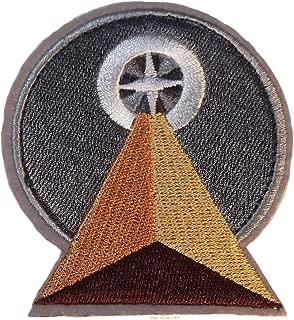Star Trek Vulcan I.D.I.C. Emblem 3