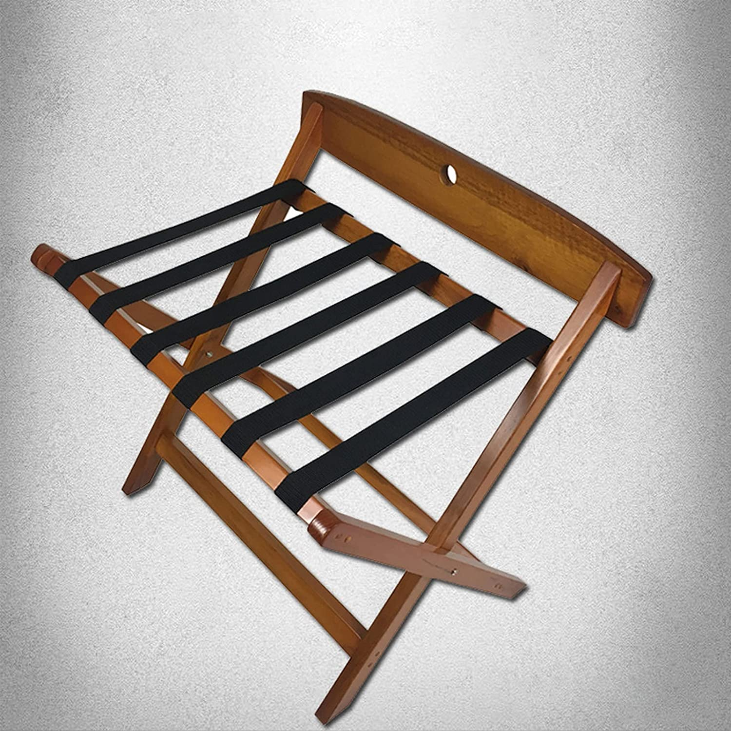 Hotel Luggage Rack Folding Solid Bed in Discount mail order Wood Courier shipping free shipping Used