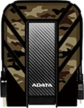 ADATA HD710M Pro 1 TB Military-Grade Shockproof Waterproof External Hard Drive (1TB)