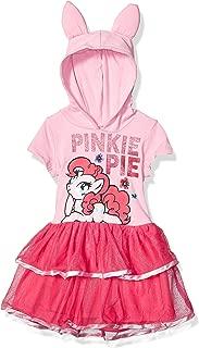 My Little Pony Pinkie Pie Toddler Girls' Costume Ruffle Dress
