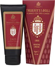 Truefitt & Hill Shave Cream Tube- 1805 (2.65 Ounces)