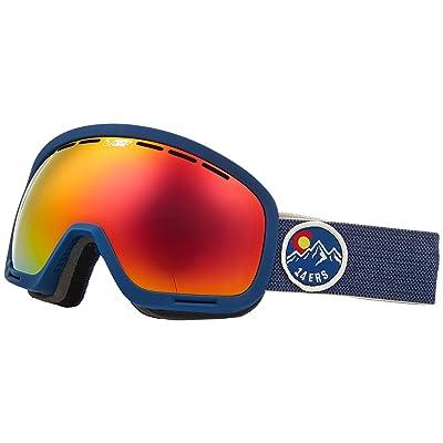 Spy Optic Marshall (Spy/Colorado/Happy Gray Green/Red Sepctra/Happy Yellow/Lucid Gre) Snow Goggles