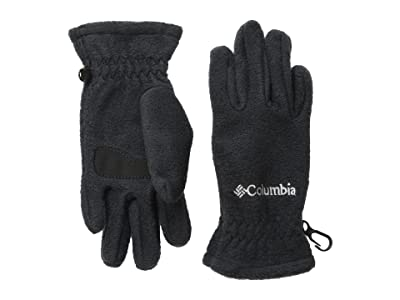 Columbia Kids Thermaratortm Glove (Big Kids) (Black) Extreme Cold Weather Gloves