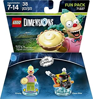 Best lego dimensions simpsons krusty fun pack Reviews