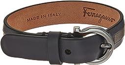 Salvatore Ferragamo - Bicolor Gancini Bracelet