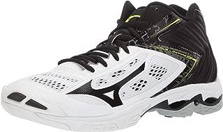 Mizuno Men's Wave Lightning Z5 Mid Indoor Court Shoe