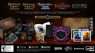 Beamdog Ultimate Collector's Pack (PS4)