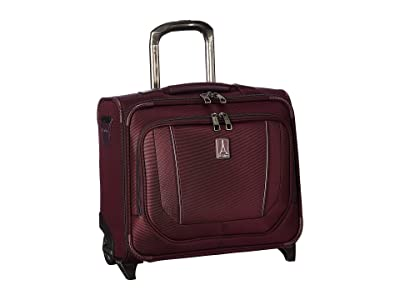 Travelpro 16 Crew Versapack Rolling Tote (Perfect Plum) Luggage