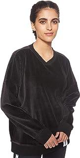Calvin Klein L/S Sweatshirt Bas Thermique-Femme,