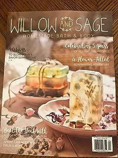 Stampington Willow and Sage Homemade Bath & Body May/Jun/July 2019 Celebrating