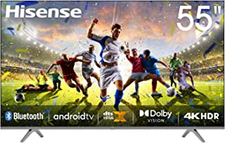 Hisense 55 inch 55A7200F 4K Smart Android TV UHD LED Dolby Vision HDR 10, HLG, HDMI 2.0 *3, Bluetooth 5.0